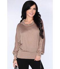 bluzka maya cg028 brown