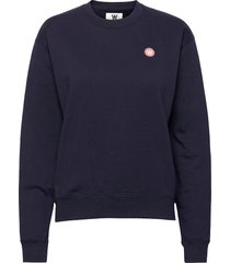 jess sweatshirt sweat-shirt trui blauw wood wood