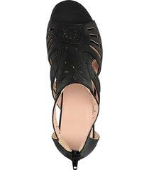 sandaletter mae&mathilda svart