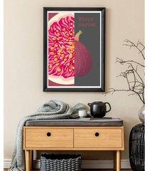 figa - plakat 50x70 cm fine art, giclee