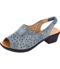 sandaletter julietta blå