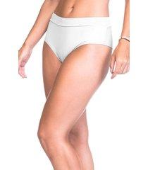 calcinha sempre sensual lingerie tanga cós fio branco