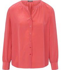blouse van 100% zijde van basler lichtroze