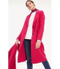 tommy hilfiger women's scarf overcoat bright jewel - 6