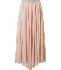 fabiana filippi ruffled long skirt
