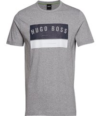 tee 1 t-shirts short-sleeved grå boss
