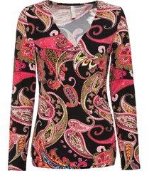 maglia a maniche lunghe (nero) - bodyflirt boutique
