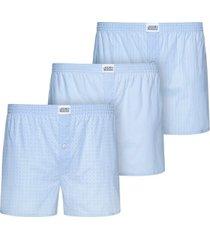 jockey 3 stuks woven soft poplin boxer shorts * gratis verzending *