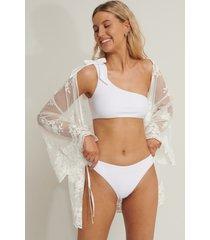 anika teller x na-kd bikiniunderdel - white