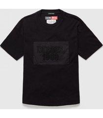 polera d4d 20 t shirt 9xx negro diesel