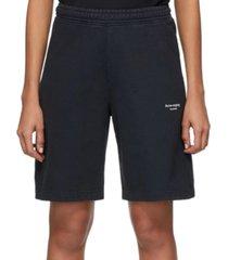fannala stamp sweat shorts