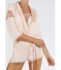 pyjama's / nachthemden lisca blossom bolero jack