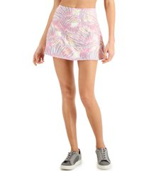 ideology tropic fusion tiered skort, created for macy's
