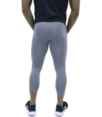 lycra gris nike capri training tights