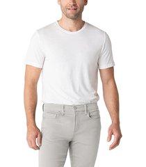 men's swet tailor duo cotton blend stretch slim fit pants, size 38 x 32 - grey