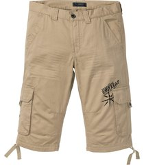 bermuda cargo lunghi loose fit (beige) - bpc selection
