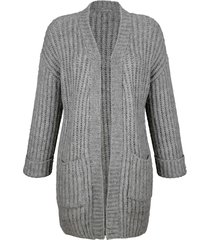 kofta dress in grå