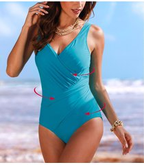 1pc women swimsuits swim wear monokini vintage one piece biquini plus size m-4xl