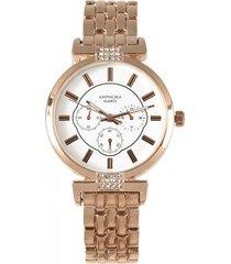 reloj rosa amphora w079