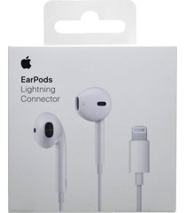 audifonos apple earpods lightning iphone 7 8 x .