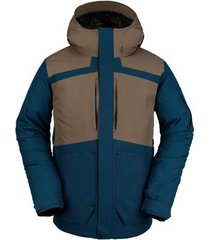 trainingsjack volcom scortch insulated jacket