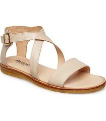5442 shoes summer shoes flat sandals guld angulus