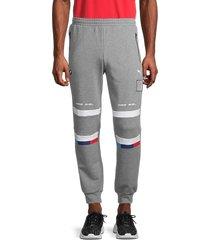 puma men's bmw motorsport sweatpants - grey - size xxl
