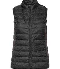 pylla lgt wgt down waistcoat vests padded vests svart sparkz copenhagen