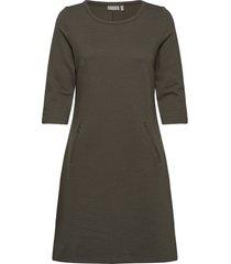 frzarill 3 dress jurk knielengte groen fransa