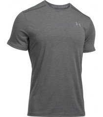 camiseta para hombre under armour-gris
