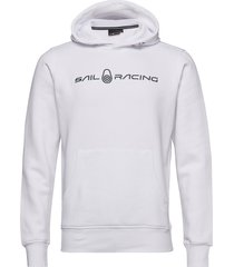 bowman hood hoodie trui wit sail racing