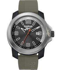 reloj verde reebok triple3