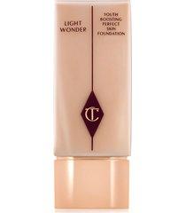charlotte tilbury light wonder foundation - 5 medium