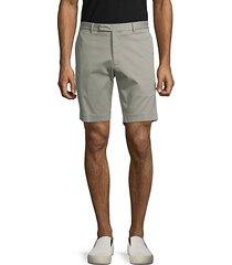 purple label slim-fit stretch-cotton shorts