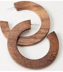 lou & grey bembien valentine hoop earrings