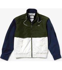 jaqueta lacoste masculina