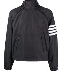 double zip anorak jacket