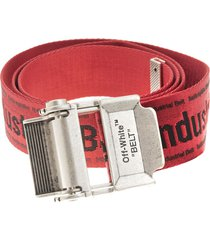 red2.0 industrial belt