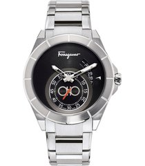 salvatore ferragamo urban bracelet watch, 43mm