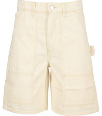 helmut lang utility shorts