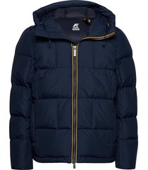 anthime heavy thermo igloo gevoerd jack blauw k-way