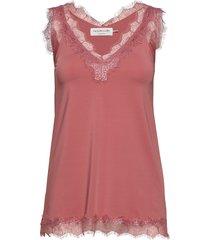 top t-shirts & tops sleeveless rosa rosemunde
