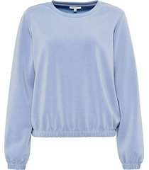 sweater grinz blauw