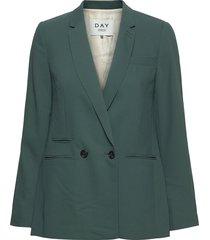 day classic gabardine blazers business blazers grön day birger et mikkelsen