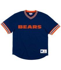 mitchell & ness chicago bears men's huddle up t-shirt