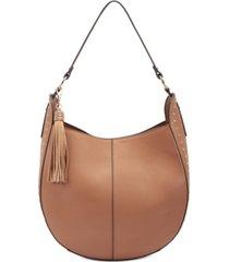 inc international concepts kimmii studded hobo bag, created for macy's