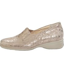 skor semler guldfärgad