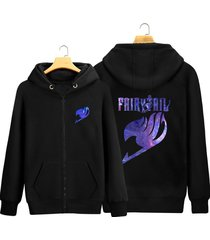 anime fairy tail guild emblem new clothing sweatshirt casual hoodie s to xxl