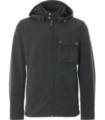 belstaff wing jacket - black 71020852-90000 wing jkt