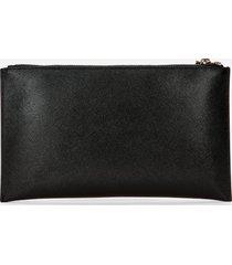 vivienne westwood women's victoria purse with zip - black